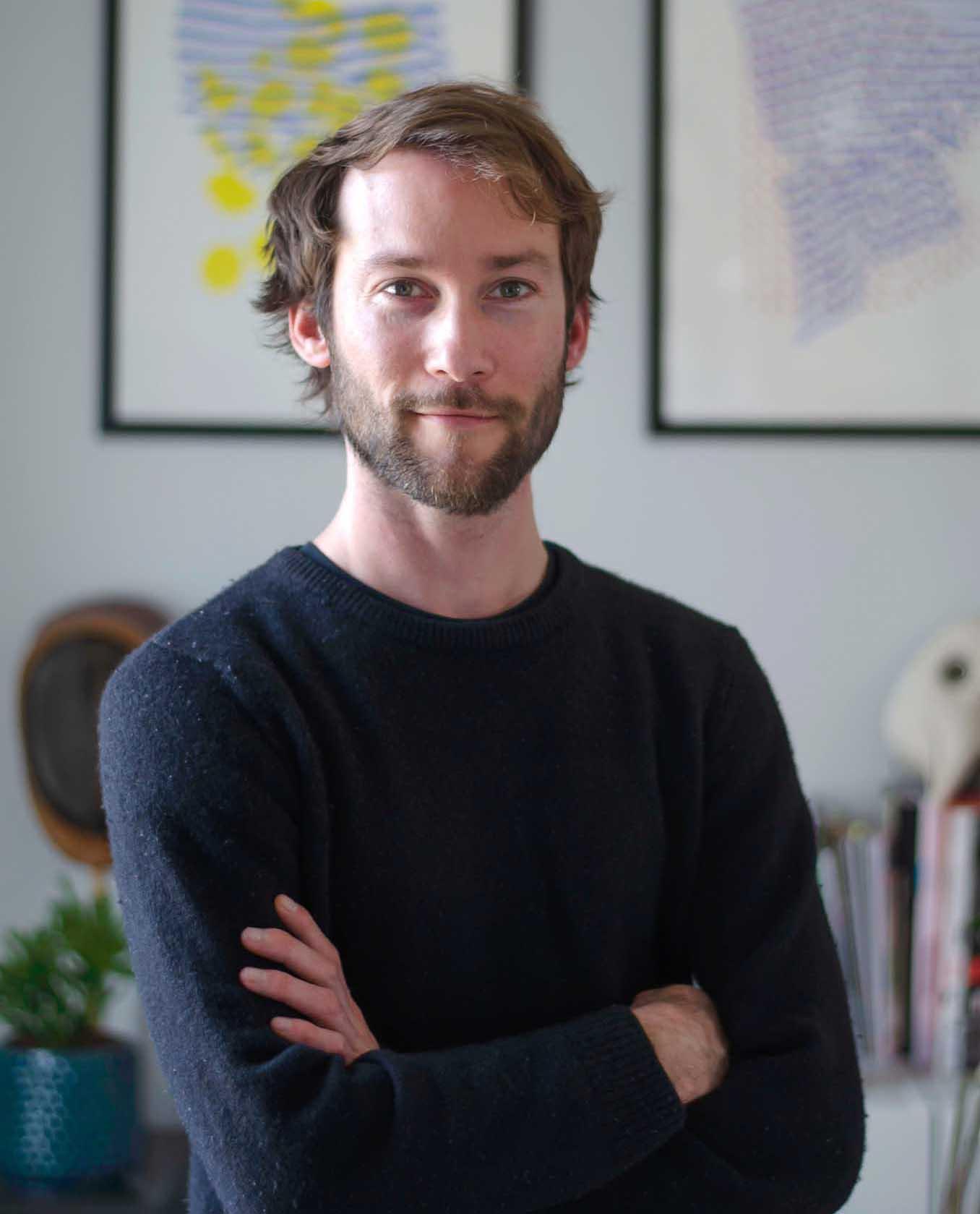 Geoffrey Chateau - Fondateur Agence Discovery Branding