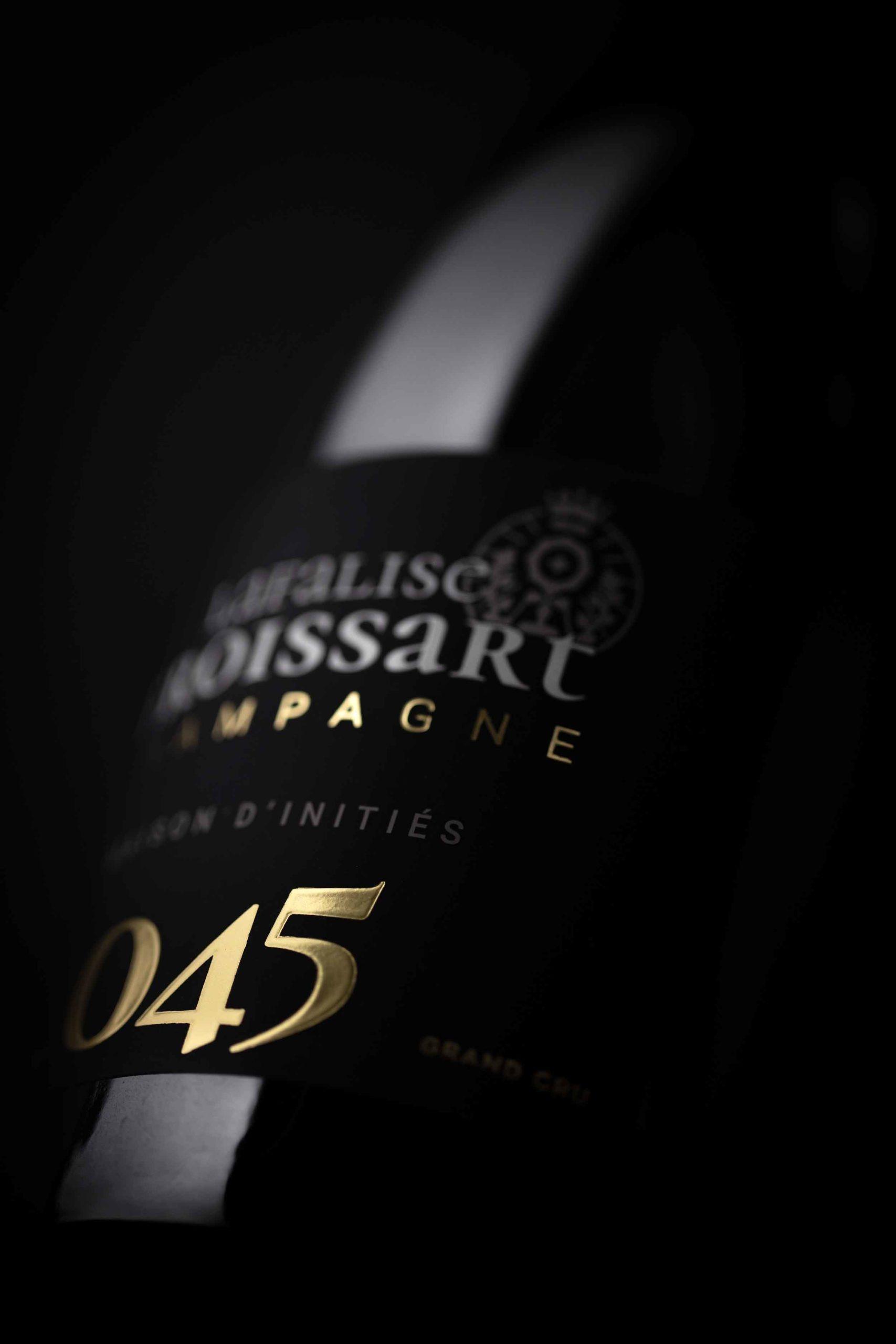 Packshots photo macro lifestyle 045 - Champagne Lafalise Froissart - Agence Discovery