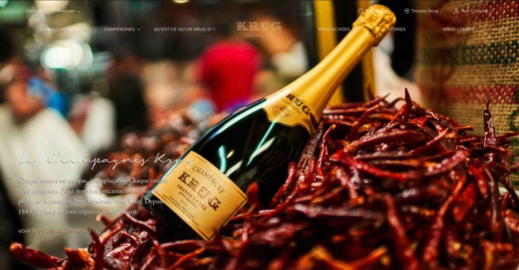 Champagne Krug - Recommandation vigneron Anselme Selosse - Podcast Nouveaux Explorateurs - Agence Discovery