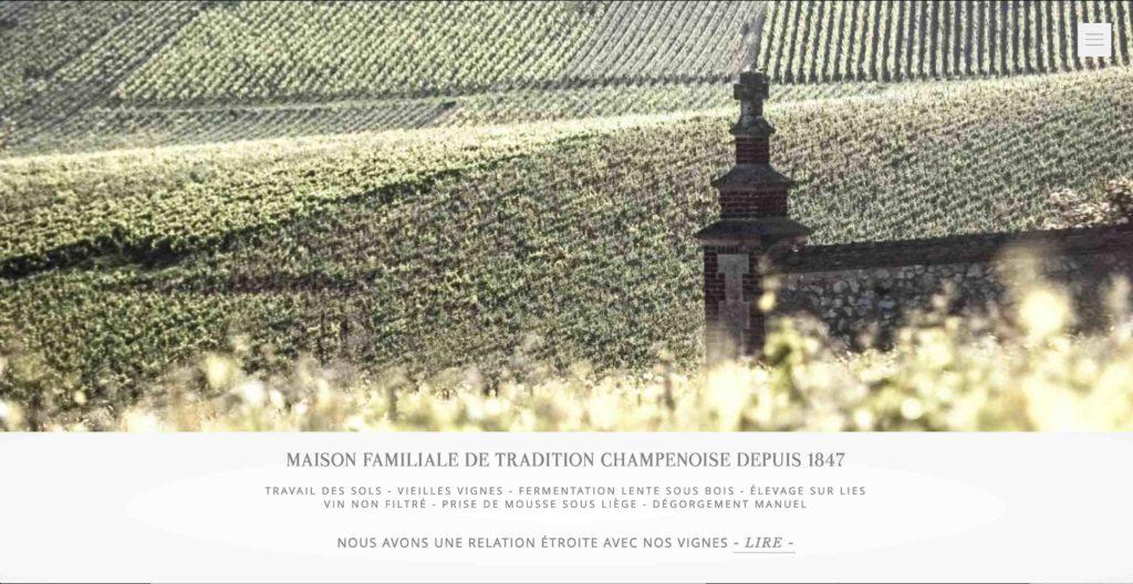 Champagne Bérèche - Recommandation vigneron Arnaud Lallement - Podcast Nouveaux Explorateurs - Agence Discovery