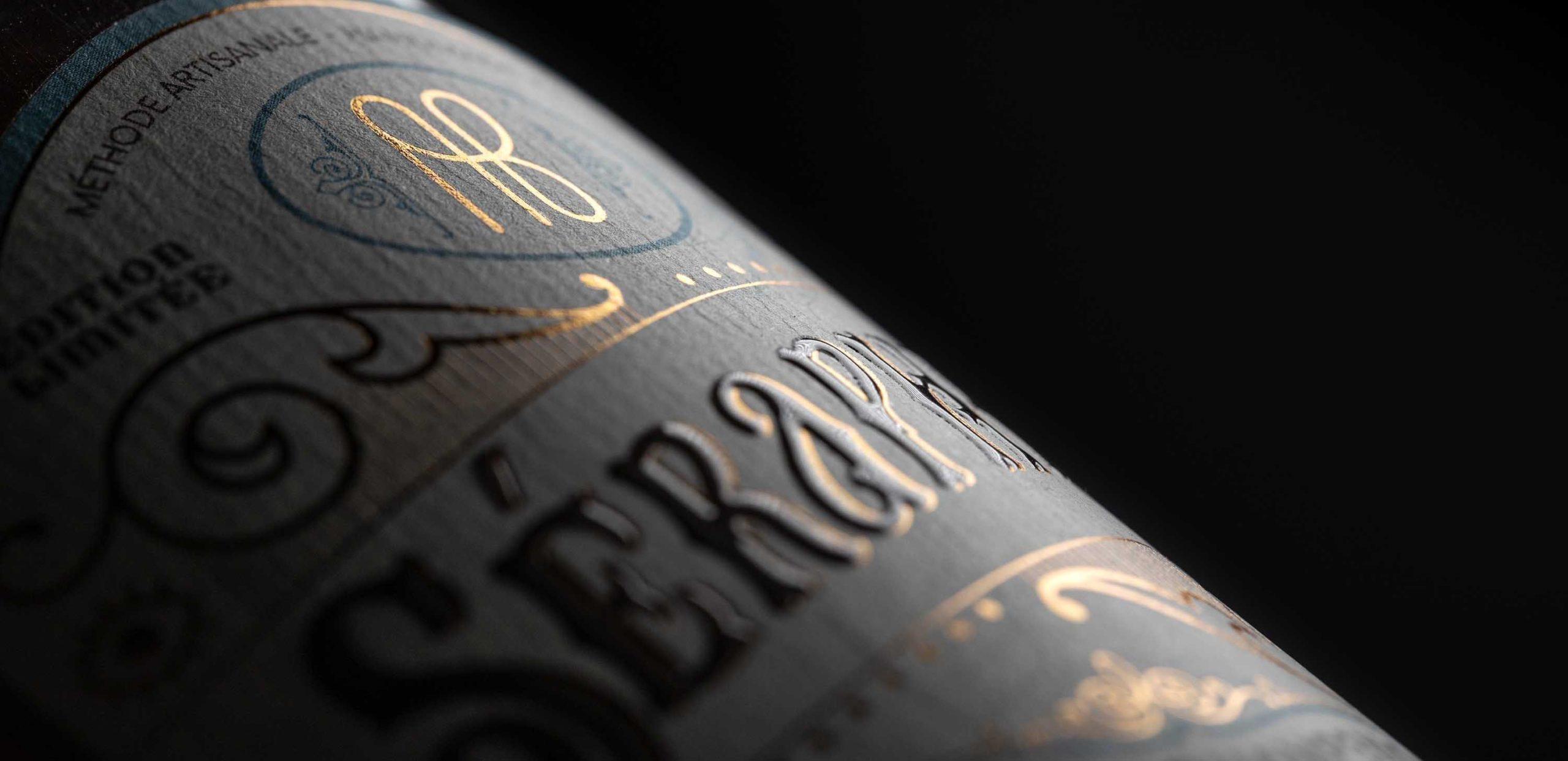 Ratafia Champenois Champagne Allouchery Bailly - Agence Discovery