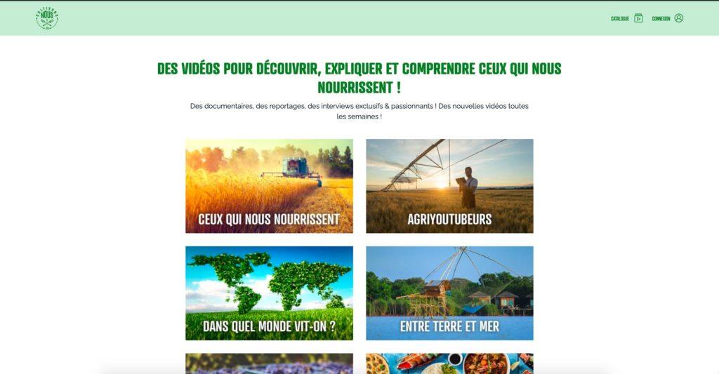 Cultivons-nous tv - Champagne R. Faivre - Podcast Les Nouveaux Explorateurs - Agence Discovery