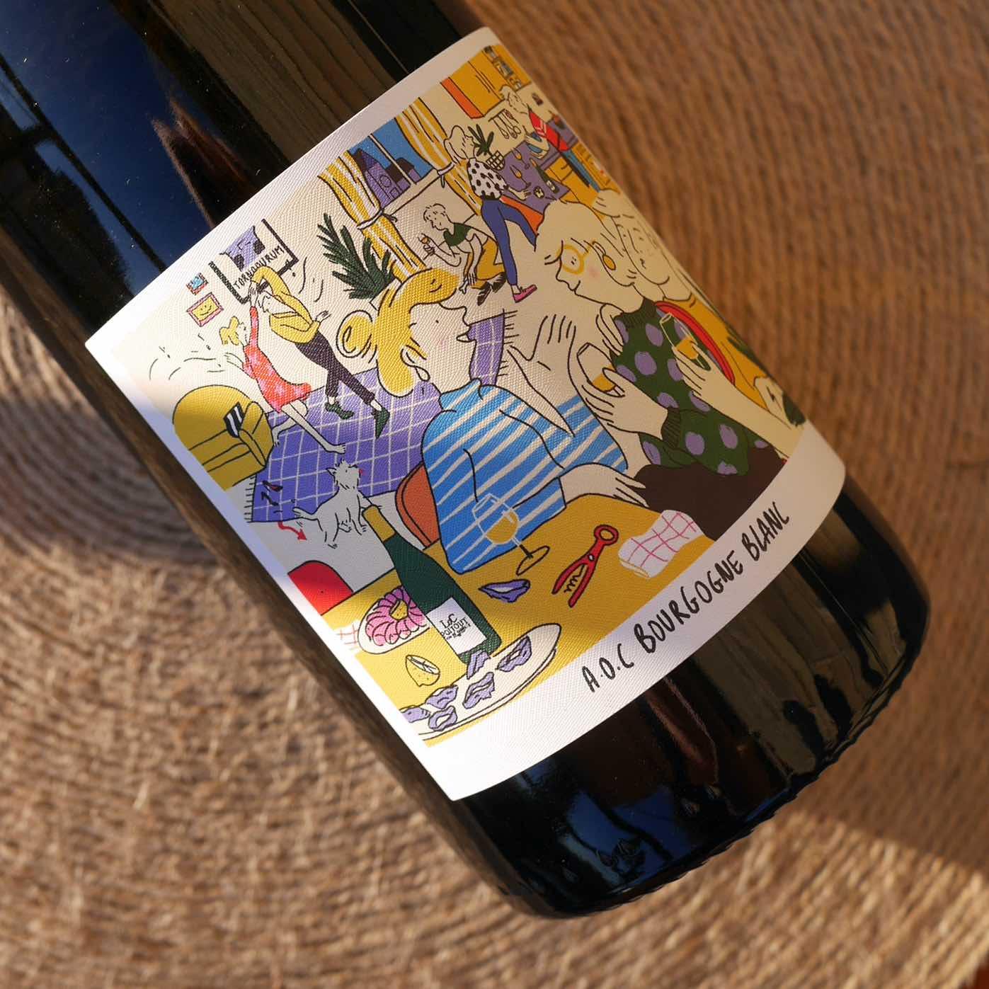 Vin de Bourgogne Tonnerre - DOmaine L&C Poitout - Agence Discovery Reims
